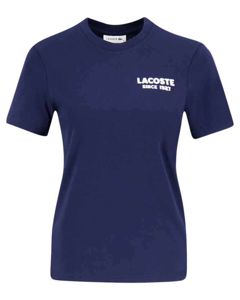 Lacoste T-Shirt »Damen T-Shirt«
