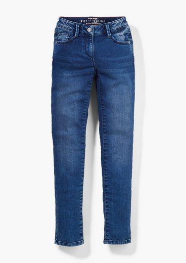 s.Oliver 5-Pocket-Jeans »Slim: 5-Pocket-Stretchjeans« Waschung