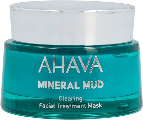 AHAVA Gesichtsmaske »Mineral Mud Clearing Facial Treatment Mask«