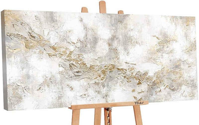YS-Art Gemälde »Geschichte PS 123«