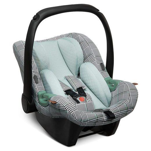 ABC Design Babyschale »Tulip - Fashion Edition - Smaragd«, 3.95 kg, (1-tlg), Gruppe 0+ Baby Autositz - ab Geburt bis 13 kg