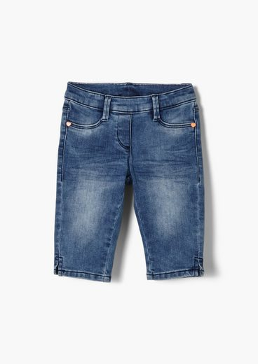 s.Oliver 7/8-Jeans »Slim Fit: Treggings aus Jeans« Waschung