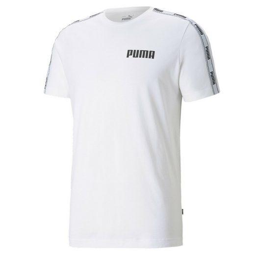 PUMA T-Shirt »Tape Herren T-Shirt«