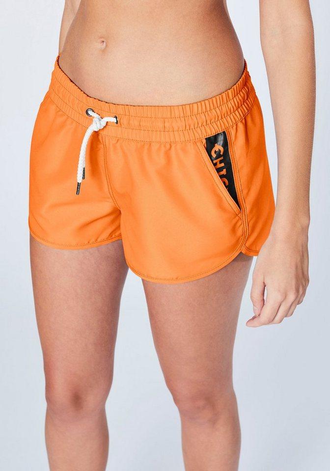 Bademode - Chiemsee Boardshorts › orange  - Onlineshop OTTO