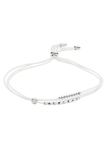 Fossil Armband »STERLING SILVER, JFS00506040«
