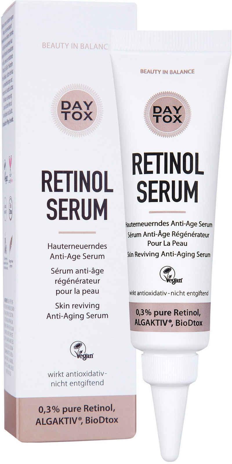 DAYTOX Gesichtsserum »Retinol Serum«