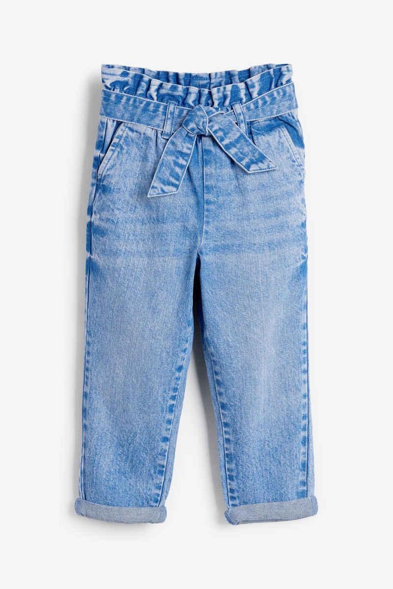 Next Schlupfjeans »Jeans mit Tütenbund« (1-tlg)