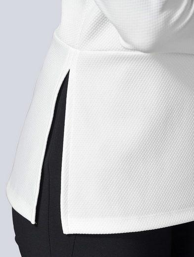 Alba Moda Shirt mit Schößchen