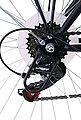 Performance Trekkingrad, 6 Gang Shimano TOURNEY TZ 500 Schaltwerk, Kettenschaltung, Bild 4