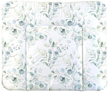 Rotho Babydesign Wickelauflage »Natural Leaves«, Made in Europe