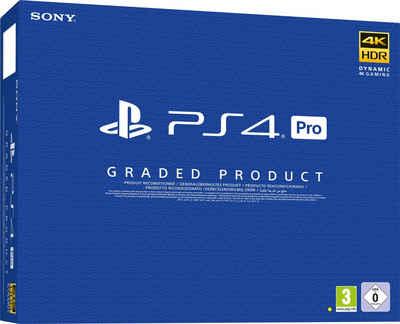 PlayStation 4 Pro, generalüberholt