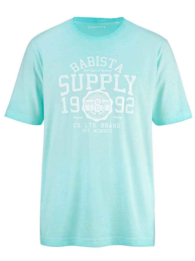 Babista T-Shirt in modischem Used-Look