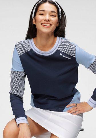 KangaROOS Sportinio stiliaus megztinis im Colorb...
