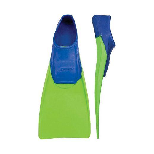 FINIS Flosse »Long Floating Fins Schwimmflossen, blau-grün«