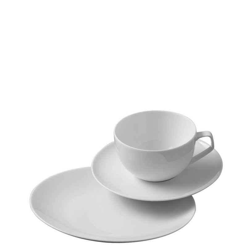 Rosenthal Kaffeeservice »TAC Gropius Set 18-tlg.« (18-tlg), Porzellan