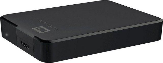 WD Elements Portable externe HDD-Festplatte 2,5 2 TB 5000 MB S Lesegeschwindigkeit