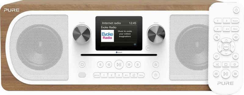 Pure »EVOKE C-F6« Digitalradio (DAB) (FM-Tuner, Digitalradio (DAB), 20 W)