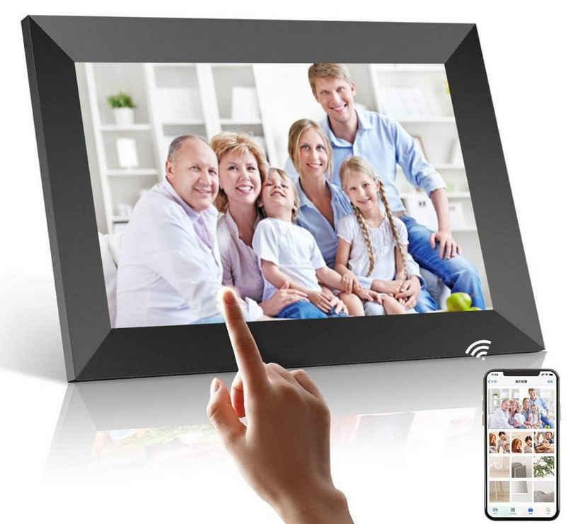 """FCH »10,1 Zoll Fotorahmen« Digitaler Bilderrahmen (25,65 cm/10.1 """", 16GB Speicher Touchscreen, 1280x800, Automatischer Drehung)"""