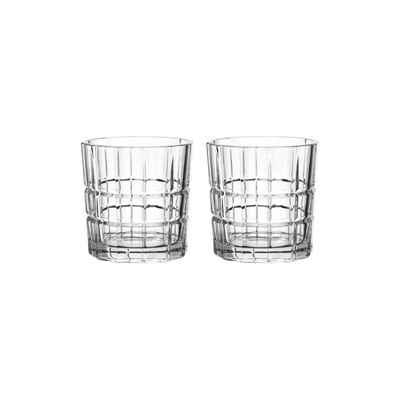 LEONARDO Cocktailglas »GIN Gingläser Whiskybecher 250 ml 2er Set«, Glas