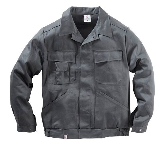 Kübler Arbeitsjacke »QUALITY DRESS« aus 100% Baumwolle