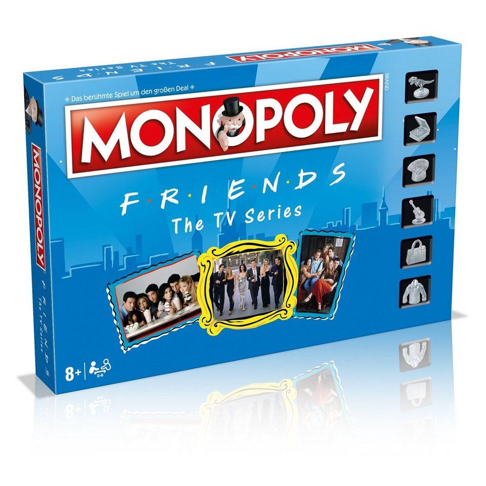 Brettspiel »Monopoly Friends«