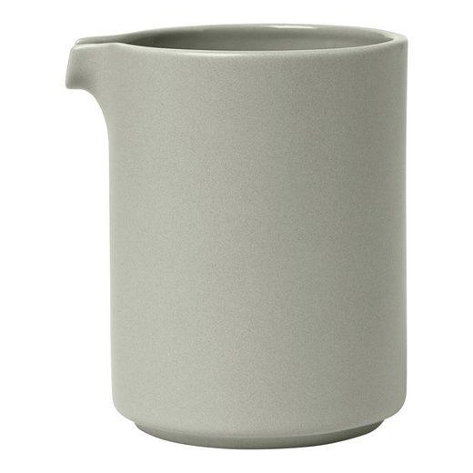 BLOMUS Milchkännchen »Pilar Mirage Grey 280 ml«, 0,28 l