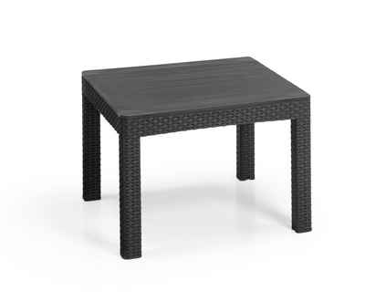 Allibert Gartentisch »Allibert Orlando Tisch klein anthrazit«