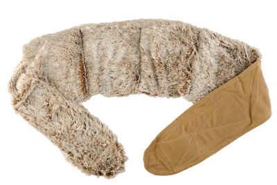 Warmies® Wärmegürtel »Warmies Rücken- Bauch, Nierenwärmer Wärmegürtel grau meliert für Mikrowelle und Backofen«