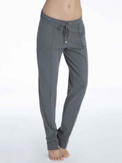 Taubert Homewearhose »Pyjamahose, Slim-Line«