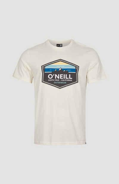 "O'Neill T-Shirt »""MOUNTAIN TRADEMARK""«"