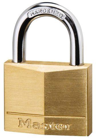 Master Lock Vorhängeschloss (Set 3-tlg) Messing