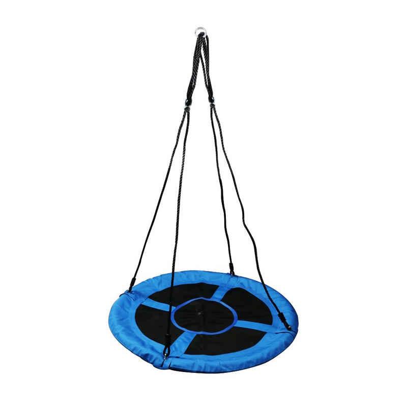 BIGTREE Nestschaukel »Garten-Schaukel für Kinder & Erwachsene, Nestschaukel bis 150 kg belastbar«, bis 100 kg belastbar, Outdoor und Indoor