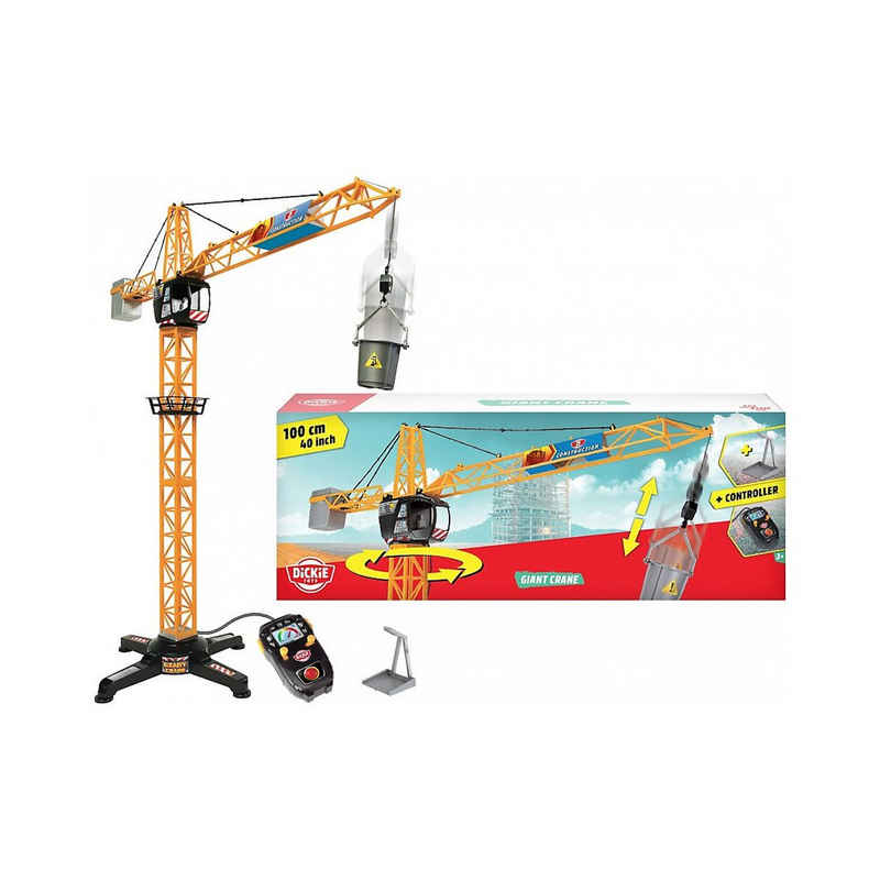 Dickie Toys Spielzeug-Auto »Riesen-Kran«