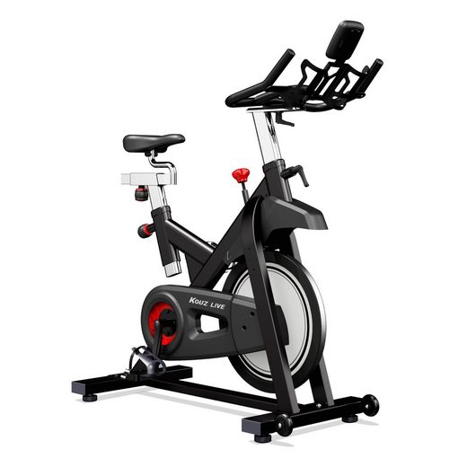 KOUZ LIVE Speedbike »Fahrradtrainer,Heimtrainer Fahrrad«