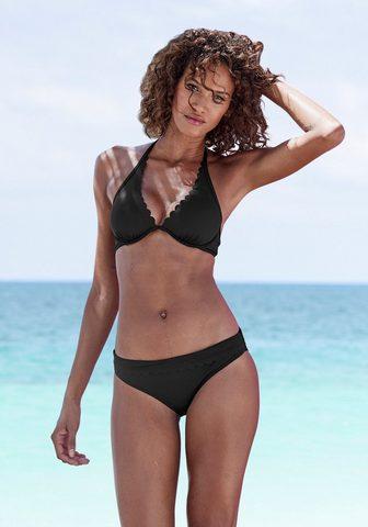 LASCANA Bikini viršutinė dalis »Scallop« su ge...