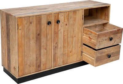 SIT Sideboard »Old Pine«, aus recyceltem Pinienholz