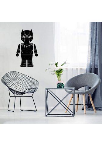 Wall-Art Wandtattoo »Spielfigur Black Panther T...