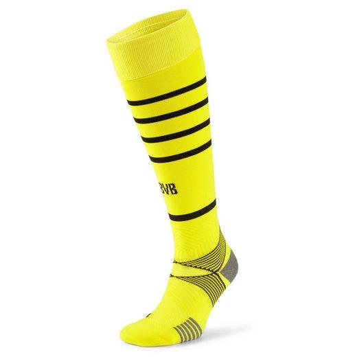 PUMA Socken »BVB Replica Gestreifte Socken Herren«