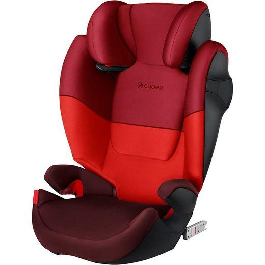 Cybex Autokindersitz »Auto-Kindersitz Solution M-Fix, Silver-Line, Rumba«