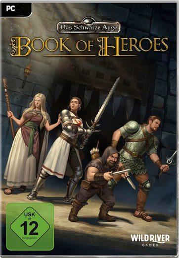 Das schwarze Auge - Book of Heroes Collectors Edition PC