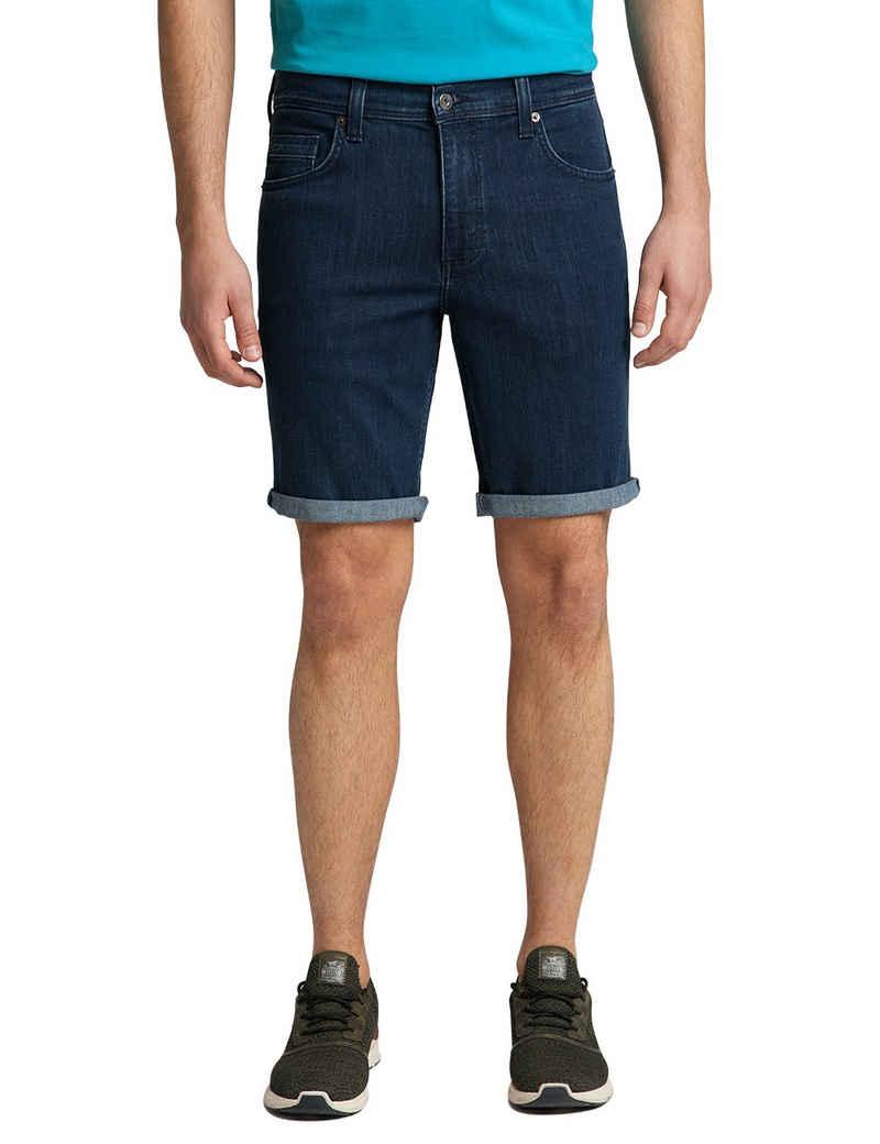 MUSTANG Jeansshorts »Washington Shorts« Elastischer Baumwollmix