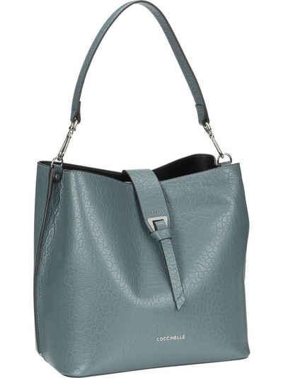 COCCINELLE Handtasche »Alba Grainy 1301«, Schultertasche