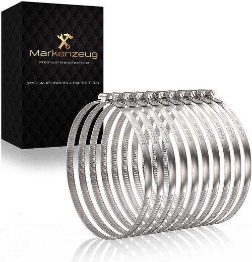 MARKENZEUG© Schlauchschelle »MARKENZEUG Premium Schlauchschellen«