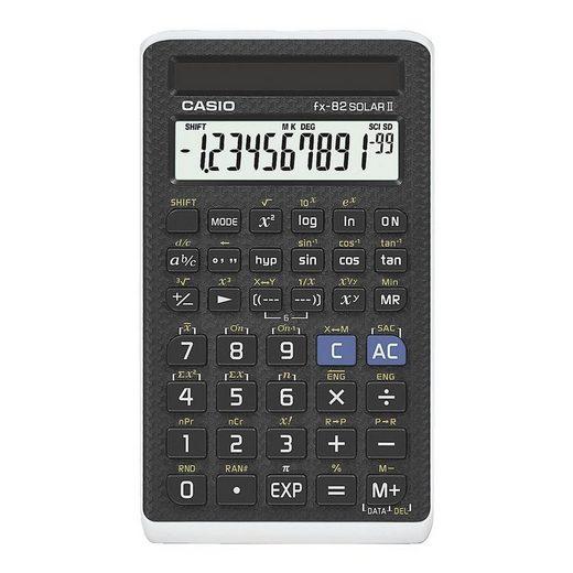 CASIO Taschenrechner »FX-852 Solar II«