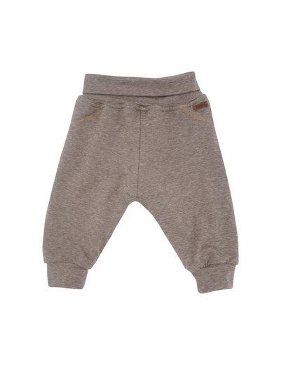 MAXIMO Shorts »GOTS BABY-Pumphose, Ringeljersey Mikroringel GOTS« Made in Germany