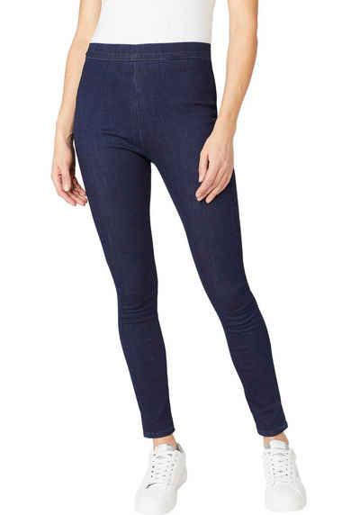 Pepe Jeans Jeansleggings »KATE« mit eng anliegendem Bein und elastischem Gummizug-Bund