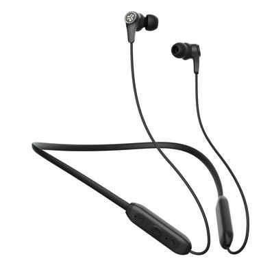 JLab Audio »JBuds Band Wireless« wireless In-Ear-Kopfhörer (Siri, Google Assistant, Bluetooth, bis zu 15 Stunden Akkulaufzeit, IP66, Vibrationsalarm, Sound-Equalizer)