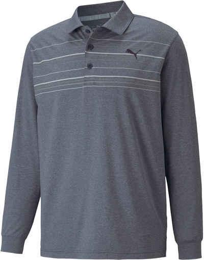 PUMA Langarm-Poloshirt »MATTR Longsleeve Polo«