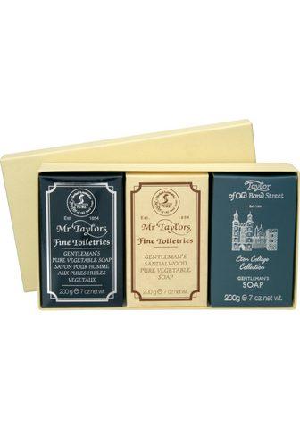Taylor of Old Bond Street Seifen-Set »Gentleman's Soap Eton Coll...
