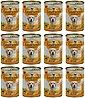 LANDFLEISCH Hundenassfutter »Hypoallergen Ente«, 12 Dosen á 400 g, Bild 1